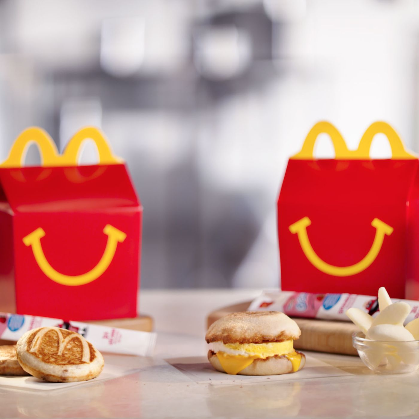Breakfast Happy Meals Are Mcdonald S Latest Cheap Trick Eater