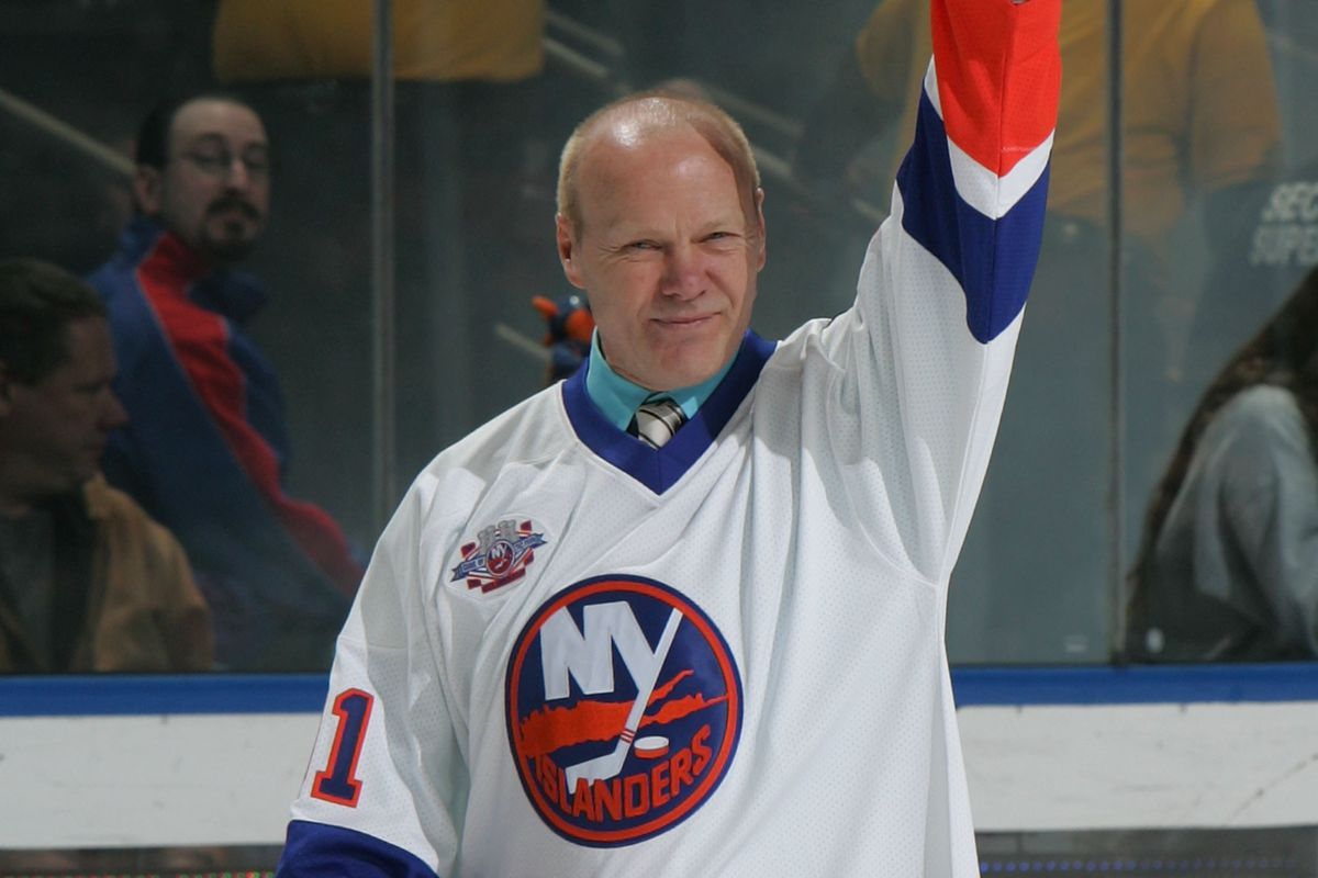 """""""The final piece"""" to the Islanders dynasty was also one of many Bruins players to retire and become coach."""