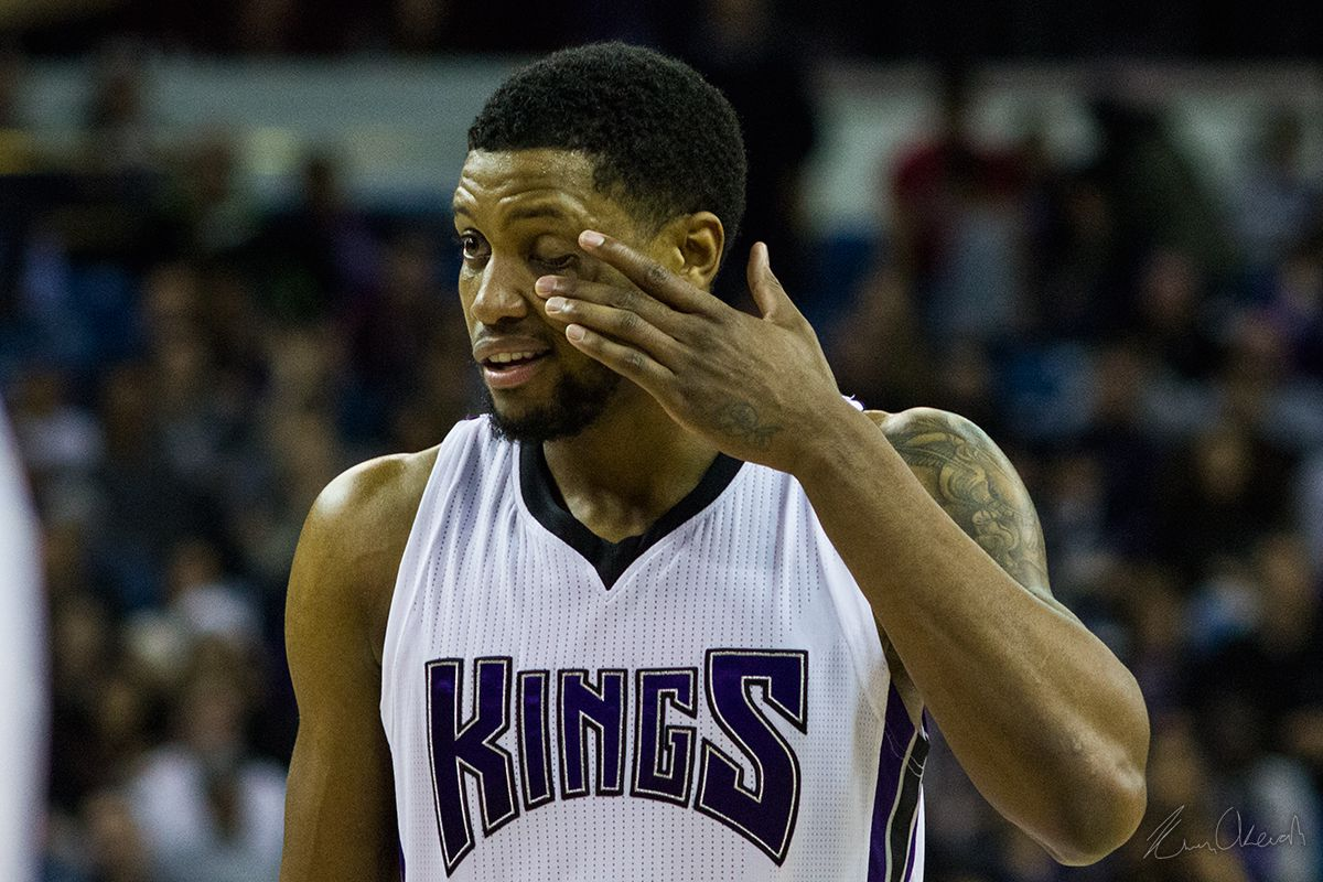 from Junior rudy gay trade new orleans