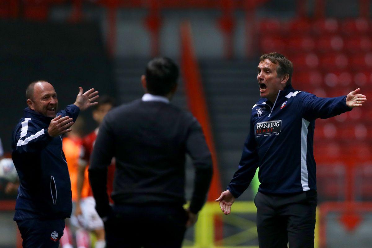 Bristol City v Bolton Wanderers - Sky Bet Championship