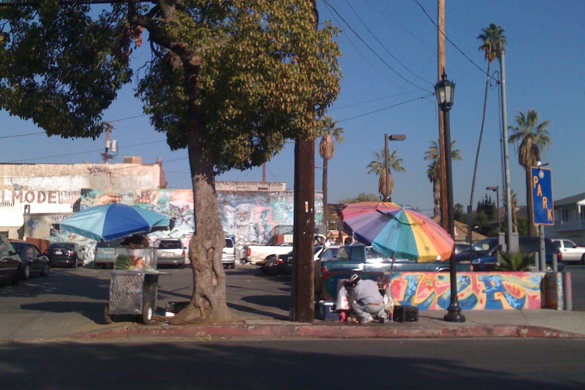 Street Vending LA