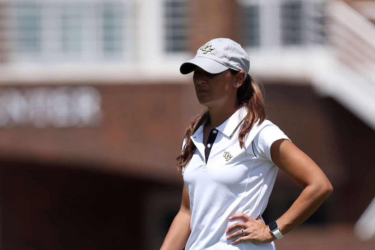 NCAA SOCCER: AUG 21 Women's - Duke vs Central Florida
