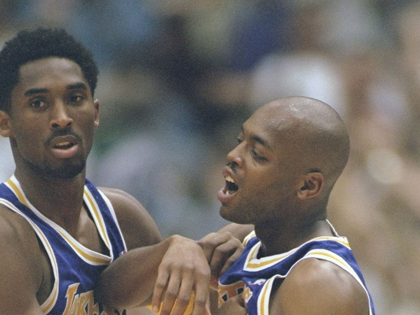Nick Van Exel says Kobe Bryant's competitiveness made his