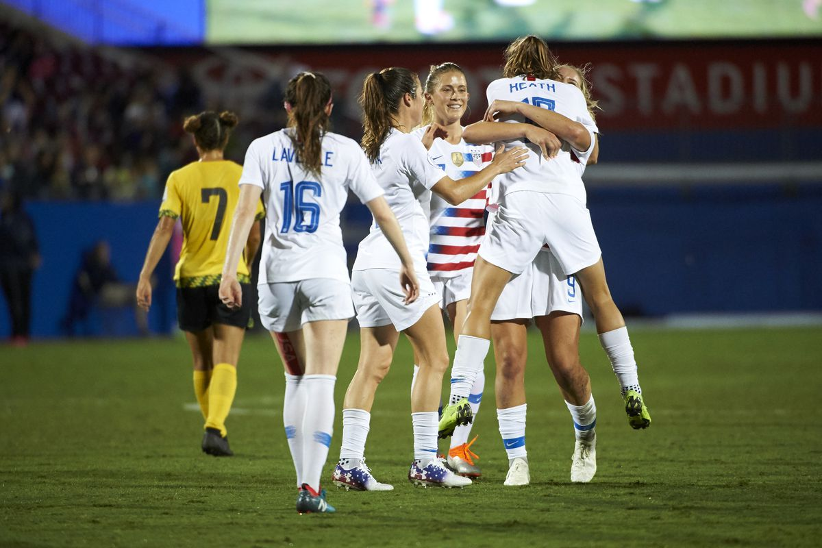 Jamaica v United States: Semifinal - CONCACAF Women's Championship