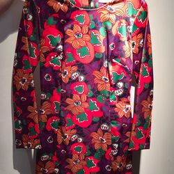 Floral cutout sheath dress, $195 (was $595)