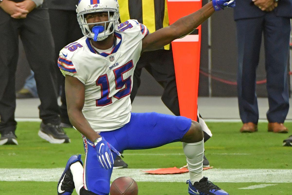 NFL: Buffalo Bills at Las Vegas Raiders