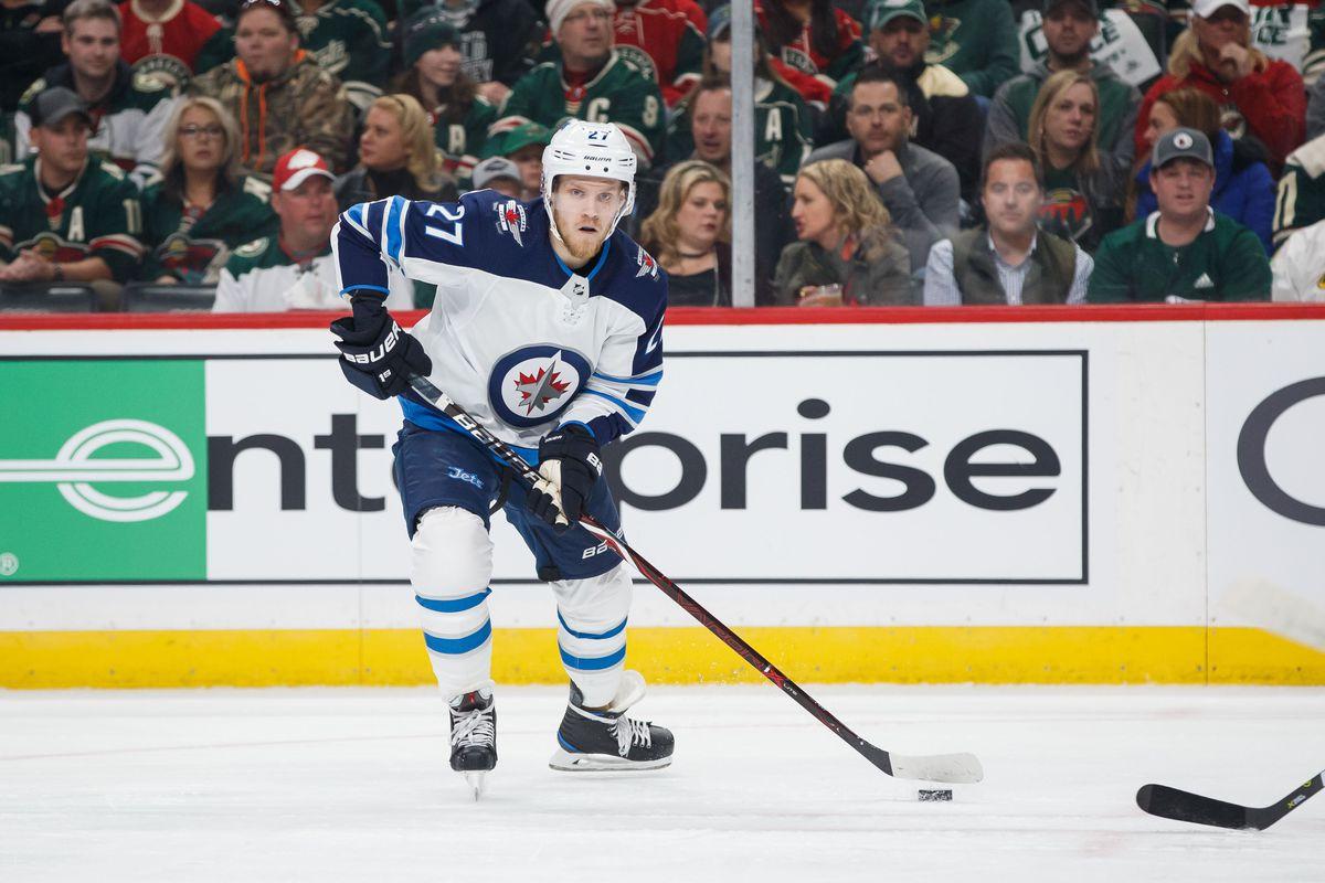 NHL: Stanley Cup Playoffs-Winnipeg Jets at Minnesota Wild