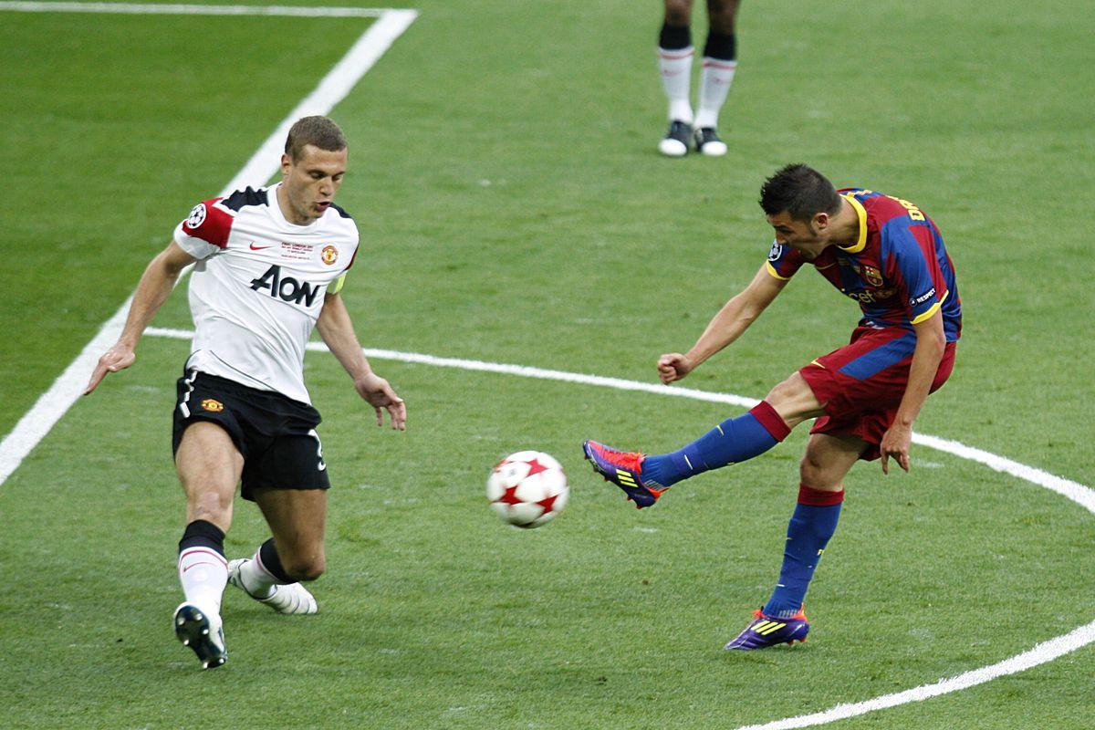 Soccer - UEFA Champions League - Final - Barcelona v Manchester United - Wembley Stadium