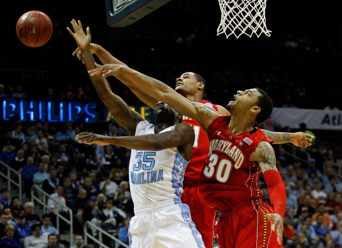 ACC Basketball Tournament - Maryland v North Carolina