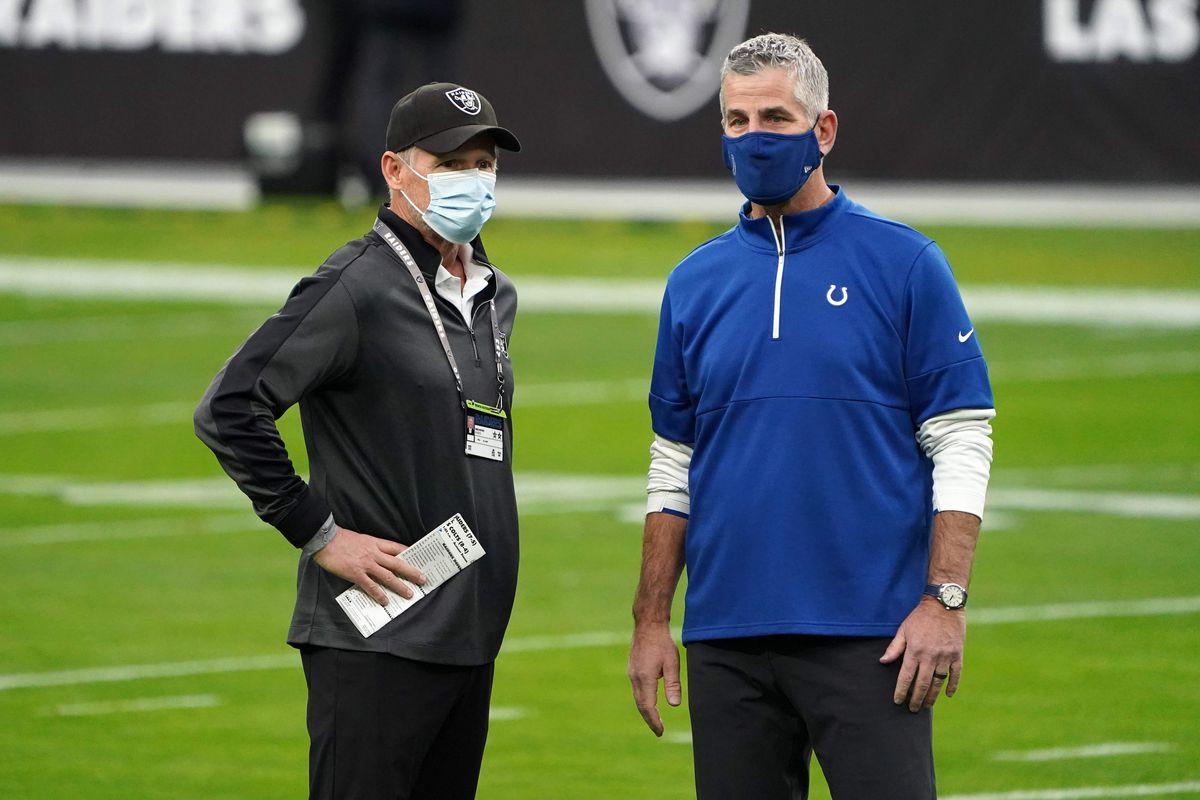 NFL: Indianapolis Colts at Las Vegas Raiders