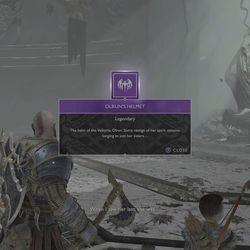 Olrun's loot