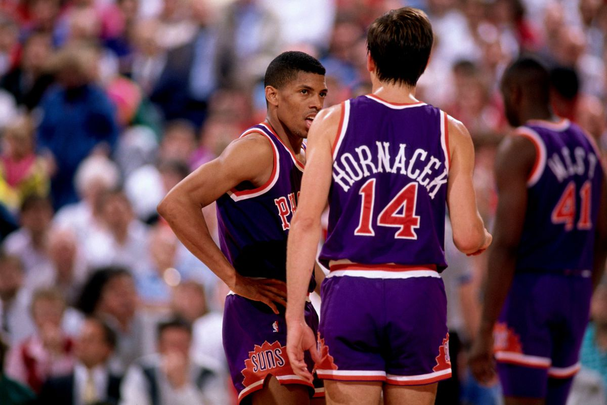 Phoenix Suns head coach Jeff Hornacek talks memories and mentors