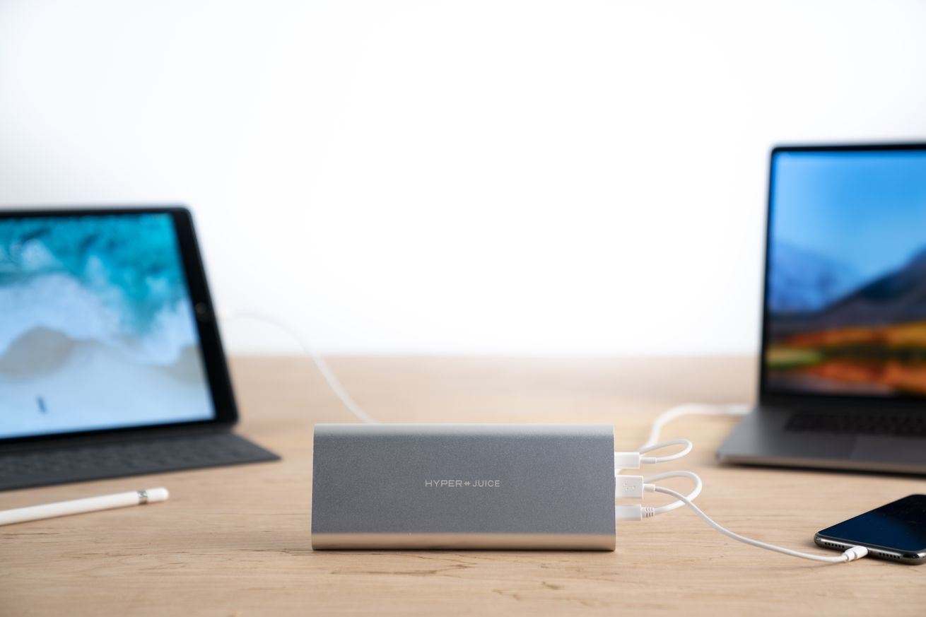hyper announces the world s most powerful usb c battery pack