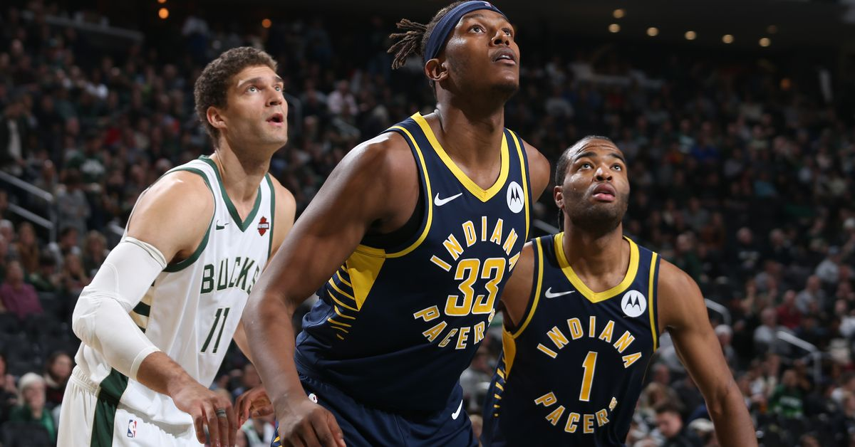 Bucks vs. Pacers: Game thread, lineups, TV info and more