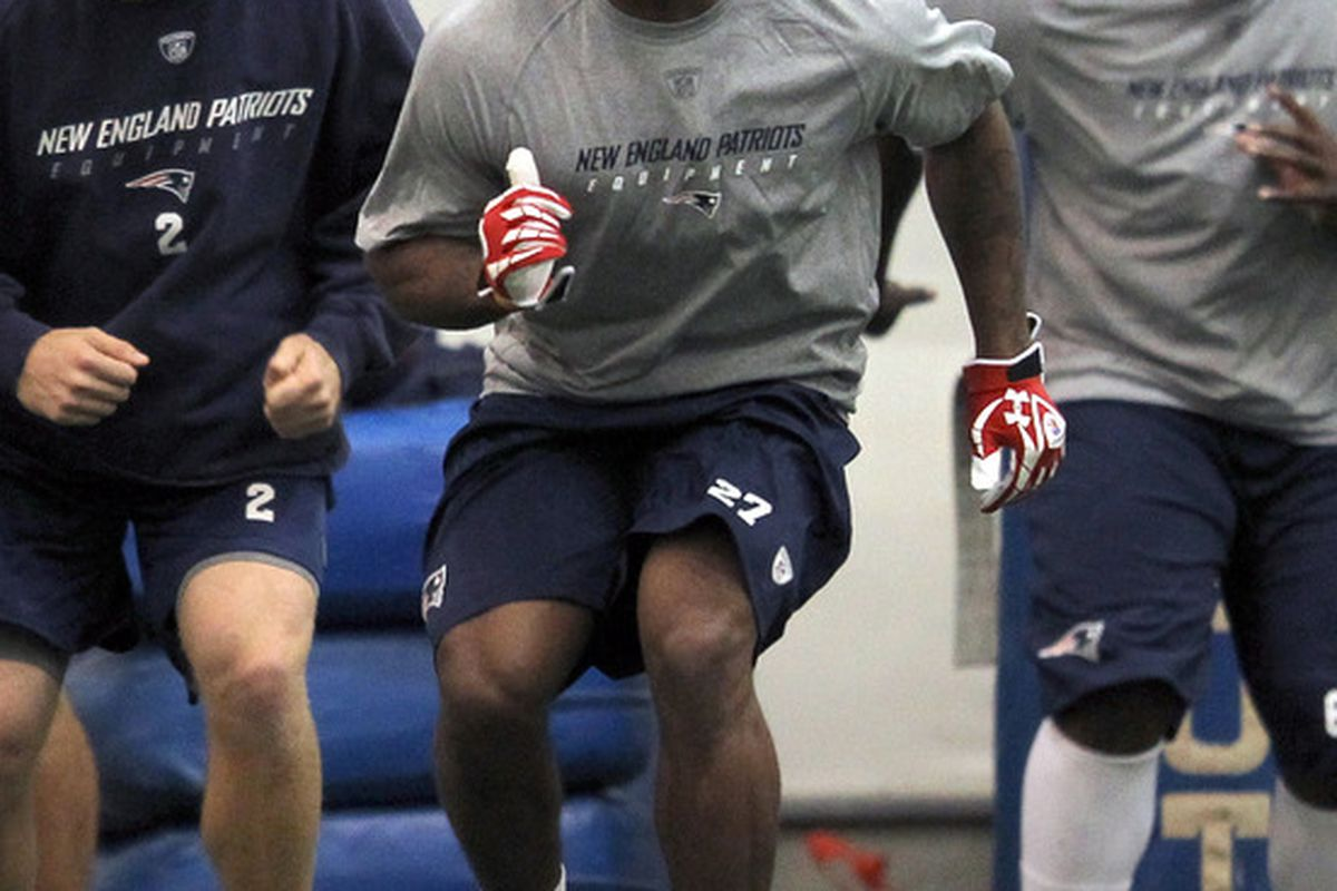 <em>CB Tavon Wilson will demonstrate soon enough what he can do, as Patriots Training Camp begins today for the rookies</em>.