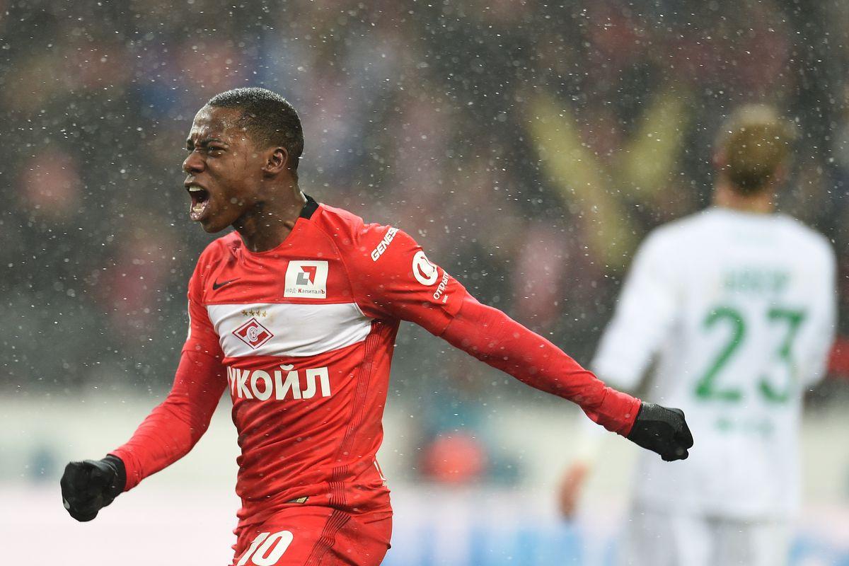 FC Spartak Moscow v FC Rubin Kazan - Russian Premier League