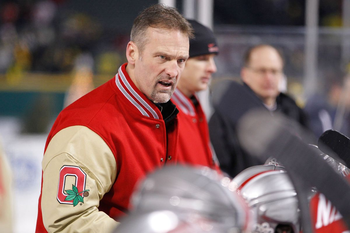 Former UW player and assistant coach Mark Osiecki was fired at OSU April 15.