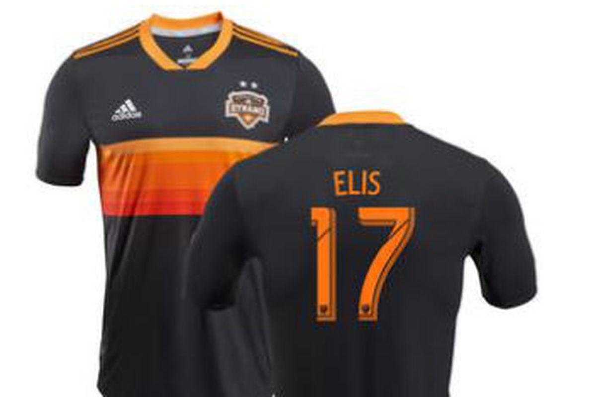 best sneakers e4036 43cb1 Houston Dynamo reveal 2018 alternate jersey - Dynamo Theory