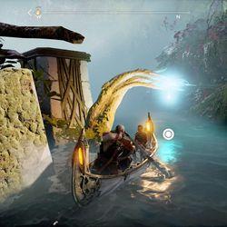 God Of War Guide Alfheim Walkthrough And Collectibles Polygon