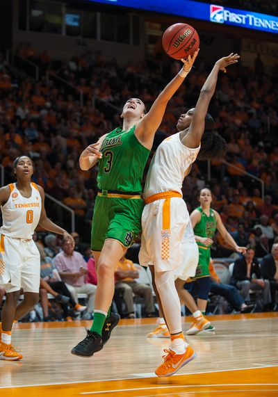 NCAA BASKETBALL: JAN 16 Women's - Notre Dame at Tennessee