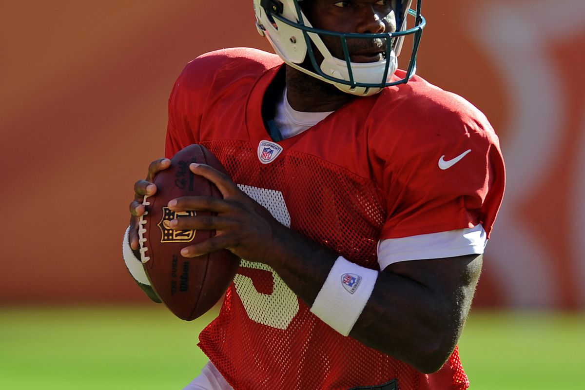 Is David Garrard set to be the next name on the list of Miami Dolphins starting quarterbacks?
