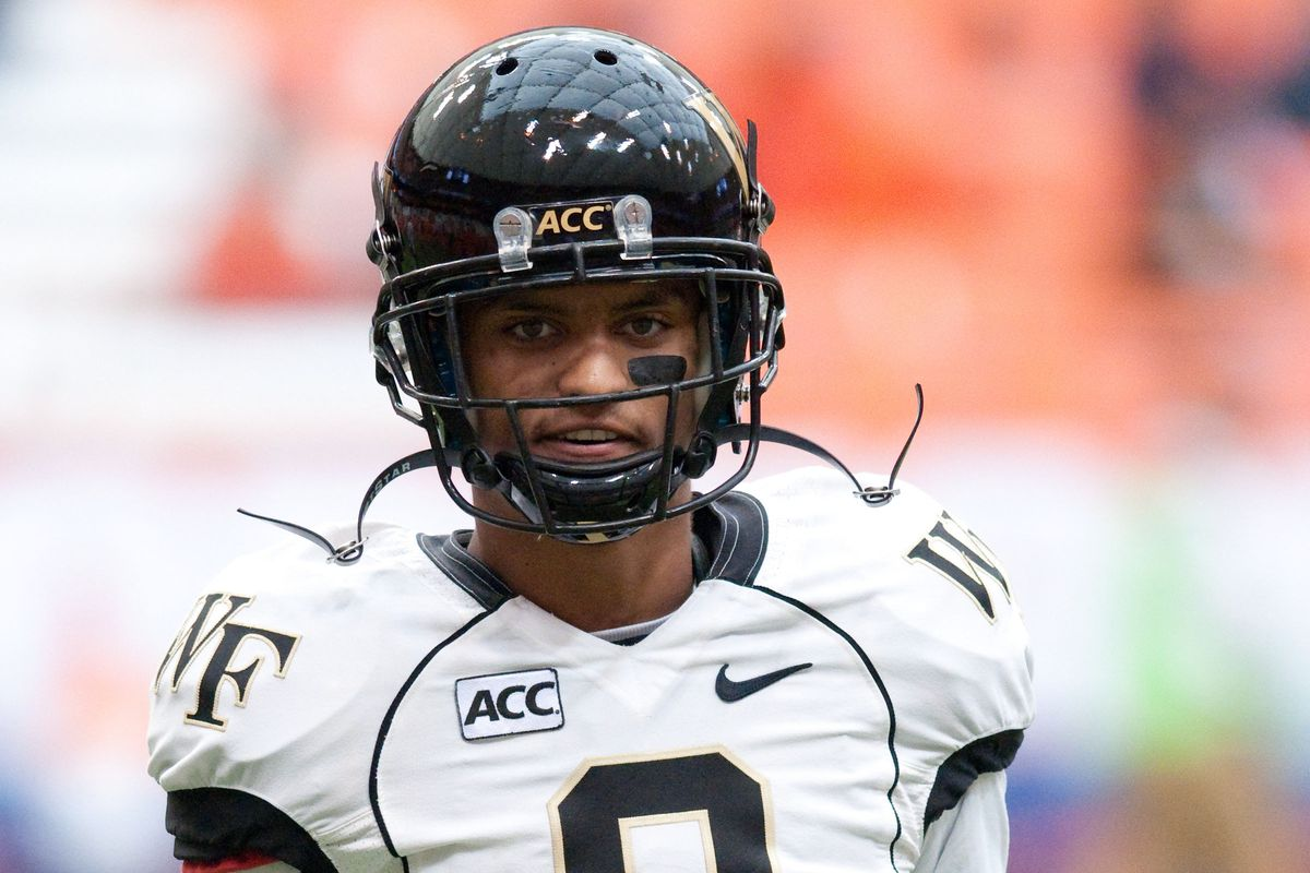 2015 NFL Draft Houston Texans Draft Wake Forest Cornerback Kevin