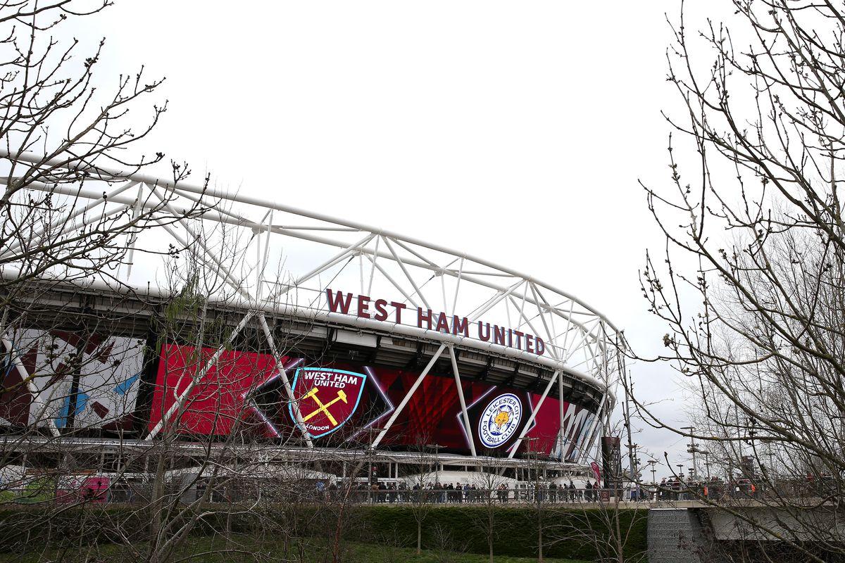 West Ham United v Leicester City - Premier League