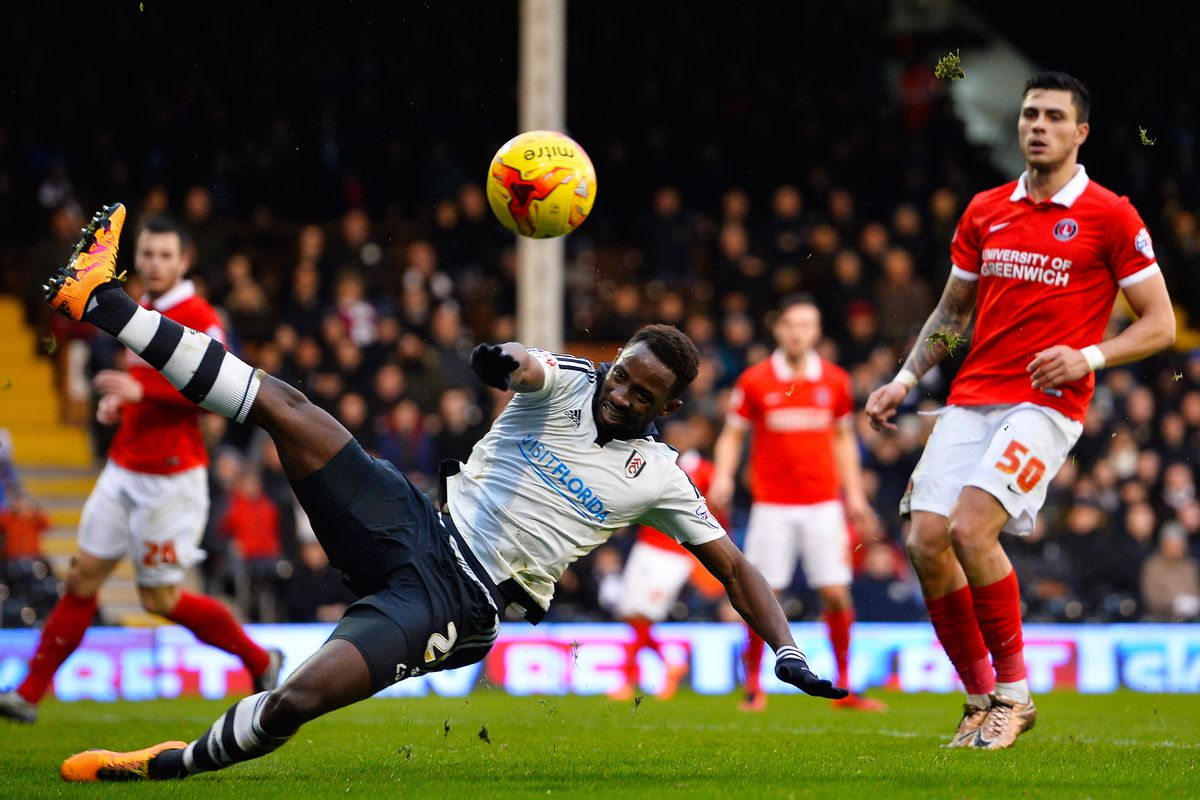 Fulham v Charlton Athletic   - Sky Bet Championship