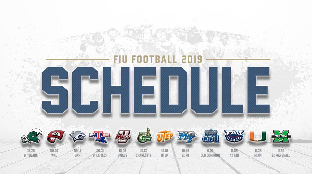 Miami Hurricanes Vs Fiu Panthers 2019 Game To Be Played At Marlins