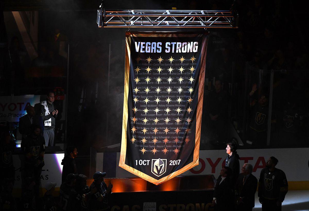 NHL: San Jose Sharks at Vegas Golden Knights