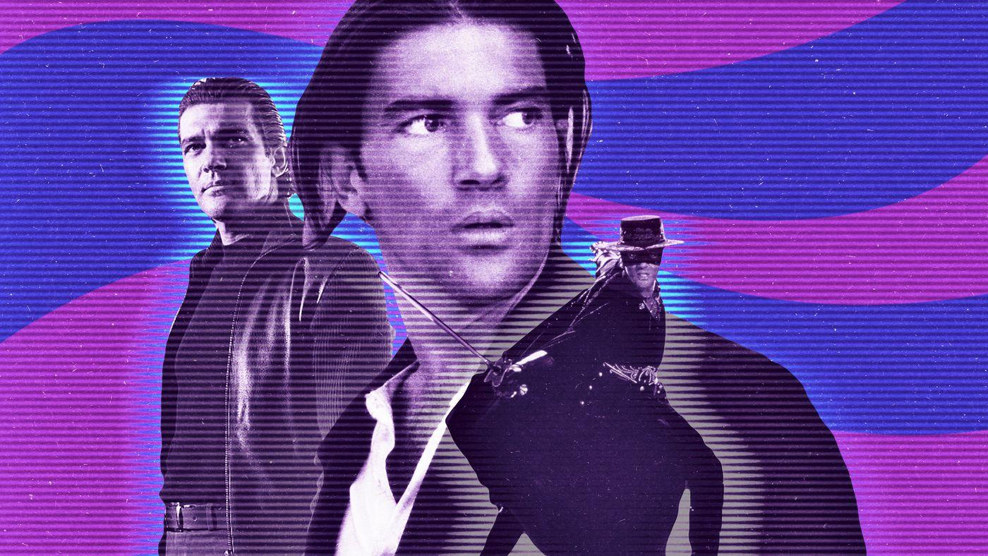 On Antonio Banderas, the Unlikely Superhero