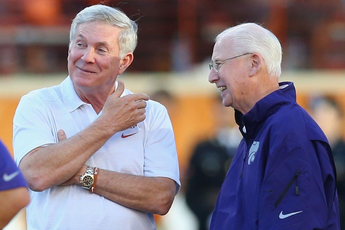 I'm guessing Bill will miss Mack a lot too