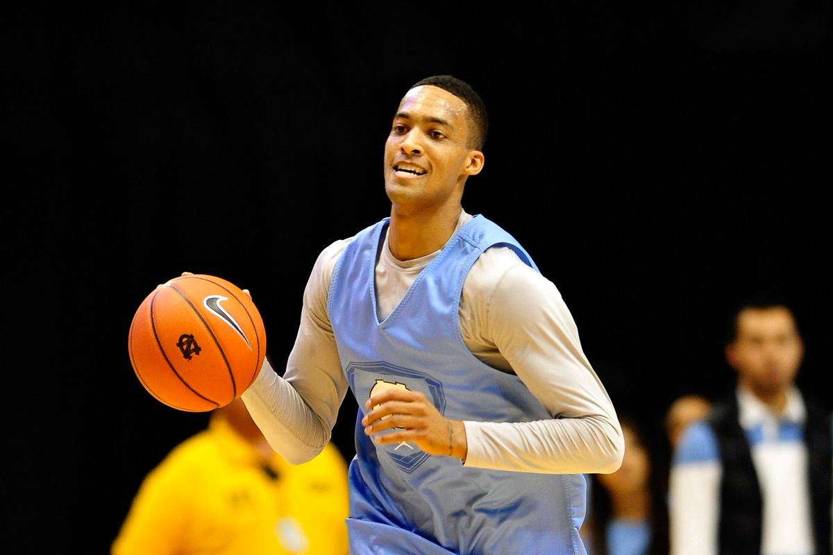 UNC's J.P. Tokoto Will Be One Of Three Heels Sitting Out The UNC Pembroke game Saturday