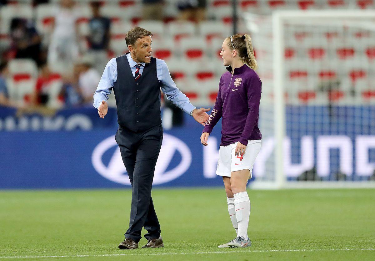 Japan v England: Group D - 2019 FIFA Women's World Cup France