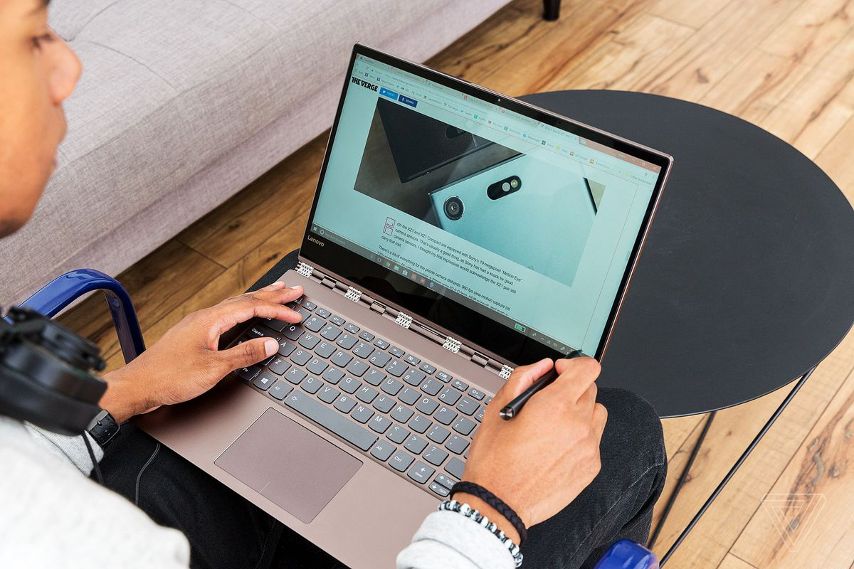 Lenovo Yoga 920 review - The Verge
