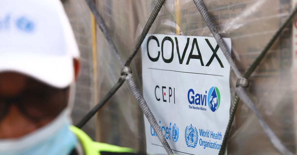 Ghana receive first Covid-19 vaccines from global Covax initiative