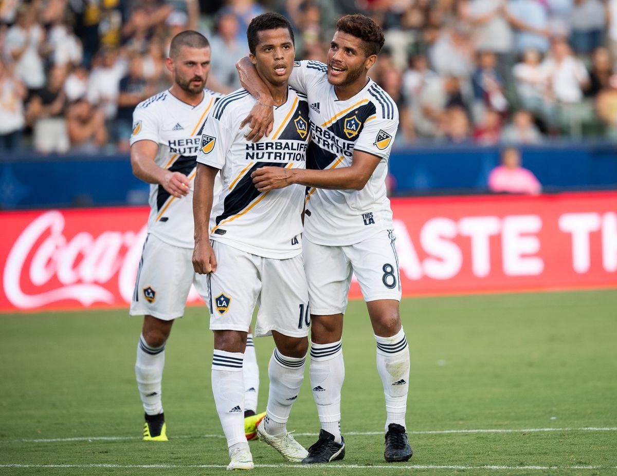 MLS Soccer - Los Angeles Galaxy v Orlando City SC