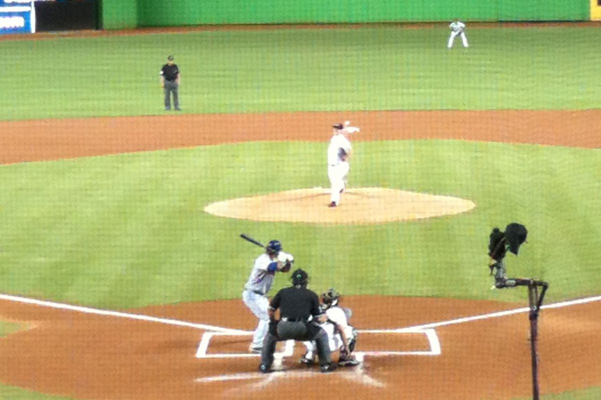New York Mets @ Miami Marlins Game 161 Gallery: Turner, Greenberg, Dickey, and More!