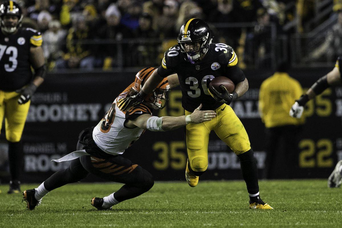 NFL: DEC 30 Bengals at Steelers