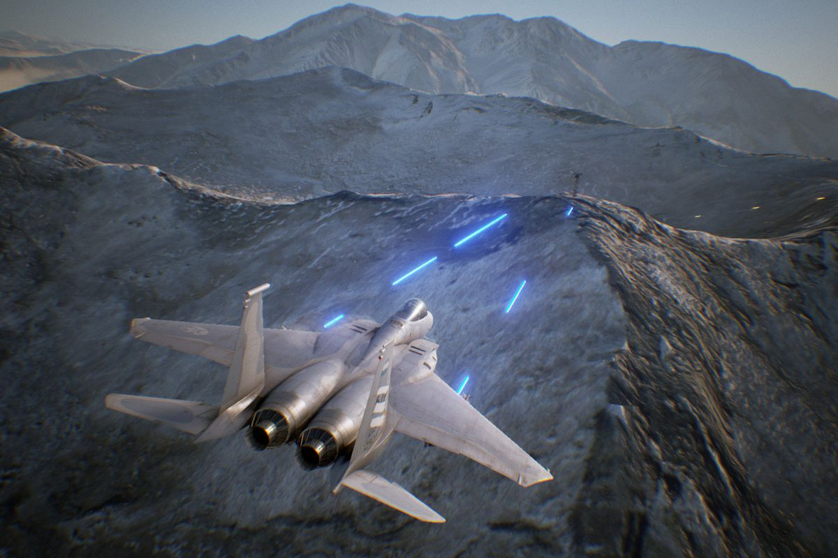 Ace Combat 7: Skies Unknown review - The Verge