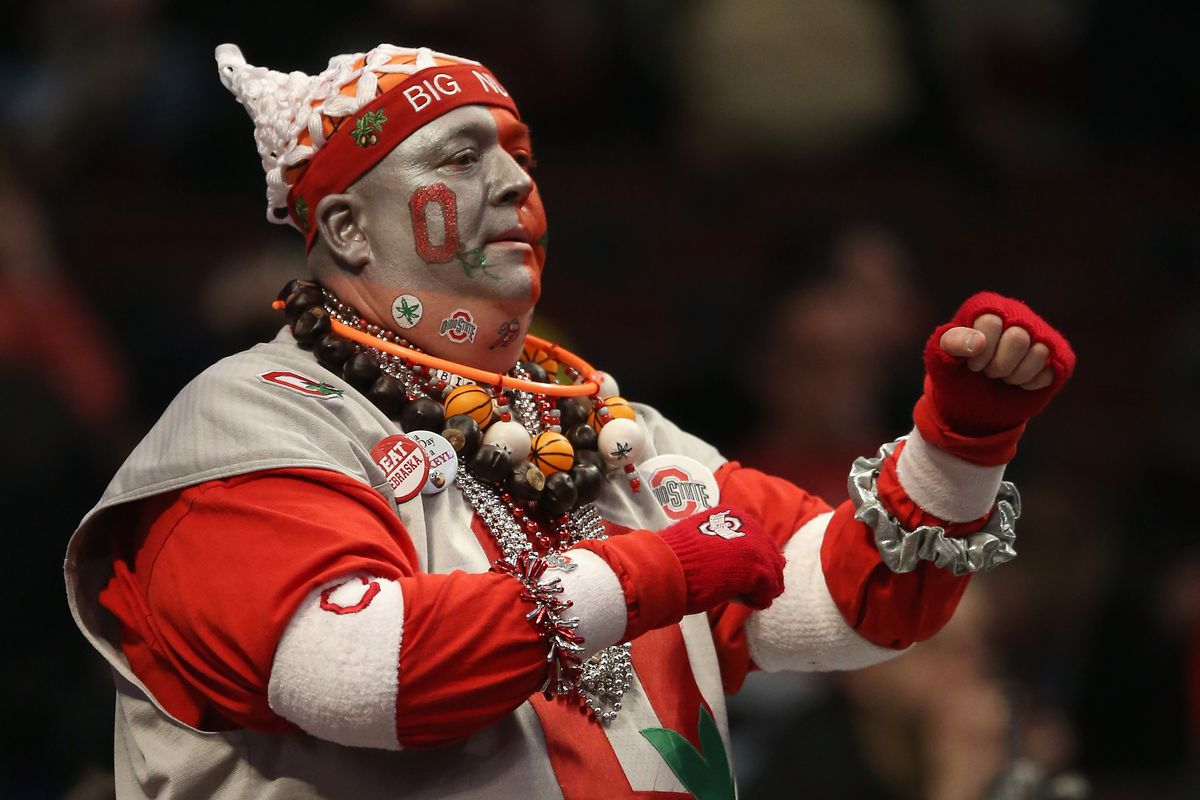 Just in case you didn't already know that Ohio State fans are fucking insane