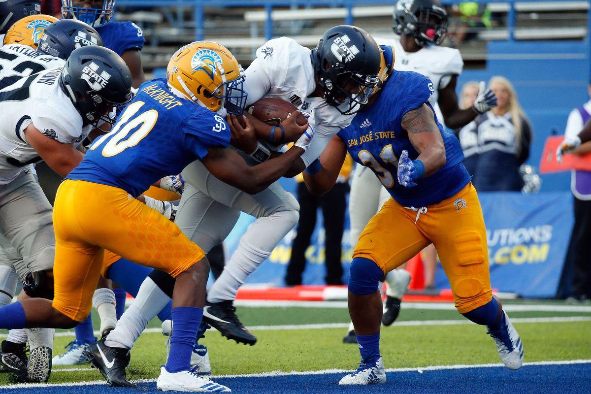 NCAA Football: Utah State at San Jose State