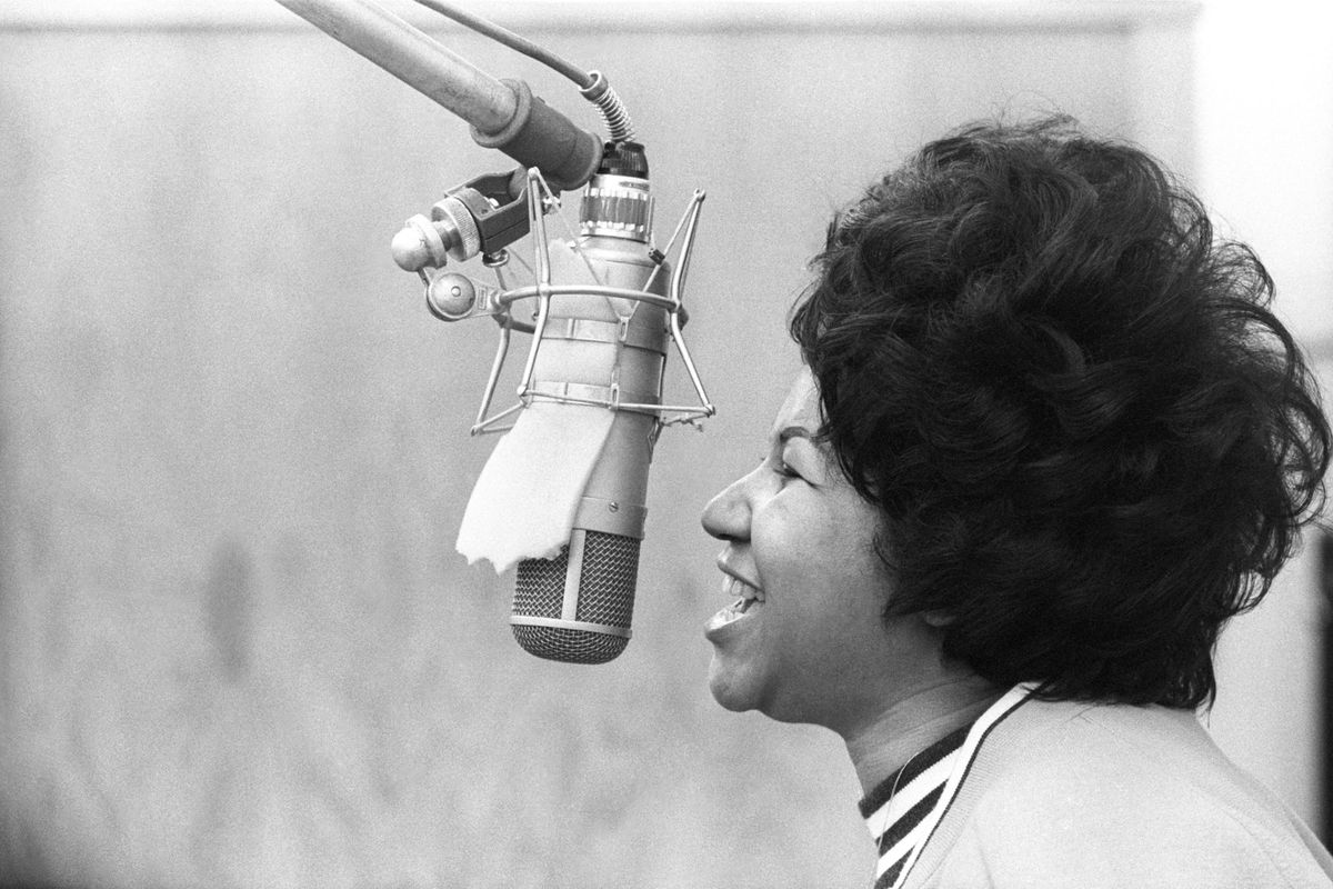 Soul singer Aretha Franklin's name could be placed on a Detroit school.