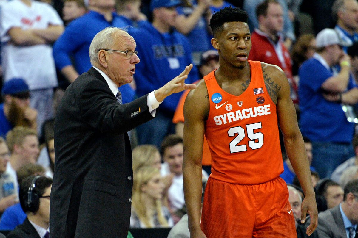 Syracuse Basketball Will The Guards Carry The Load Again In 2018 19