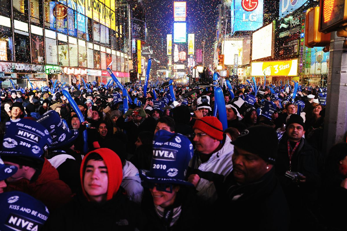 NIVEA Presents the Times Square New Year�s Eve Celebration