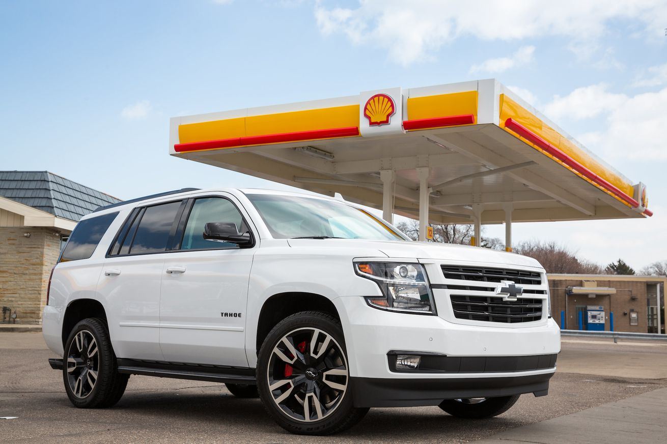 chevy owners can now pay for gas from inside their cars