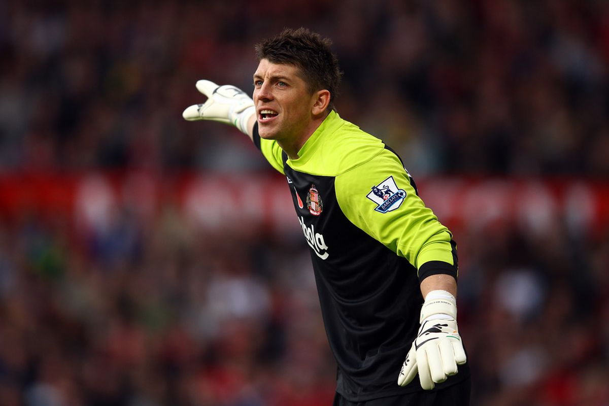 Keiren Westwood was very nearly on the losing side, and James McClean was not a happy bunny.