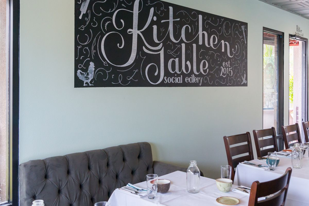 Meet Hendersons New Breakfast And Lunch Spot Kitchen Table Eater - The kitchen table menu