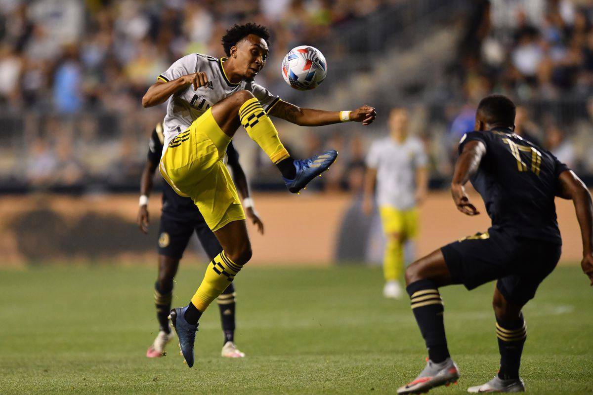 SOCCER: JUN 23 MLS - Columbus Crew at Philadelphia Union