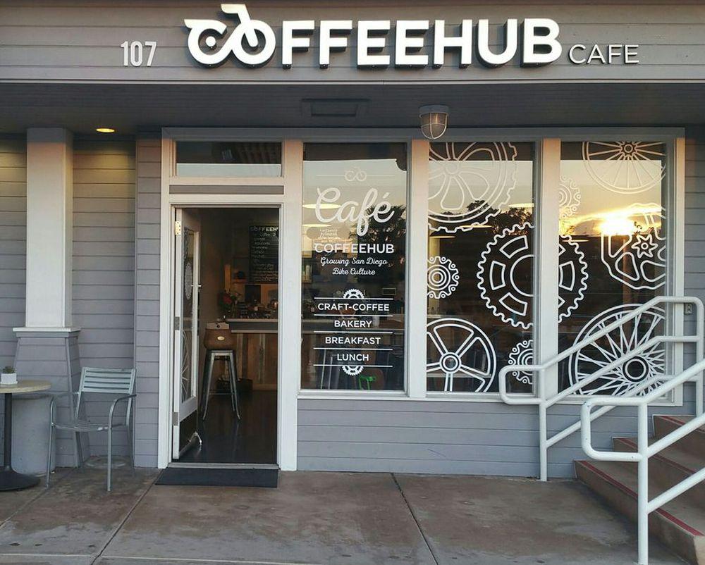 Coffee Hub and Café
